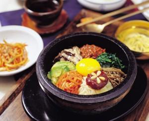 6 plat typique coréen